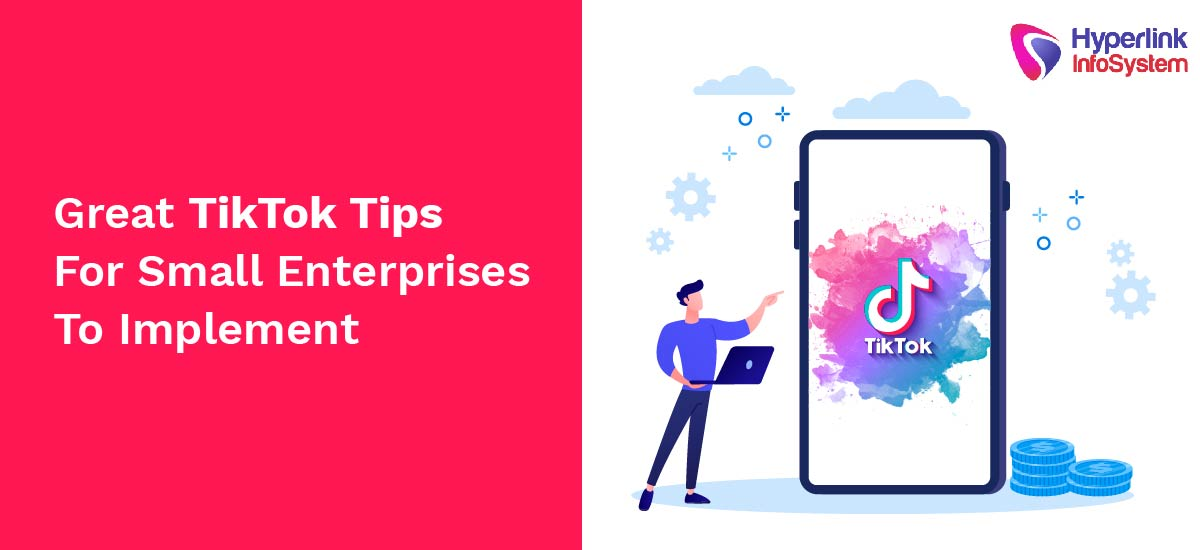 great tiktok tips for small enterprises to implement