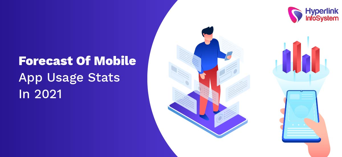 forecast of mobile apps usage stats in 2021