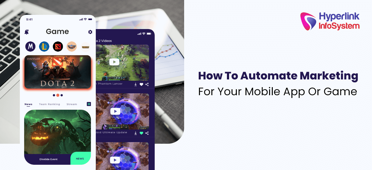 automate marketing for your mobile app or game