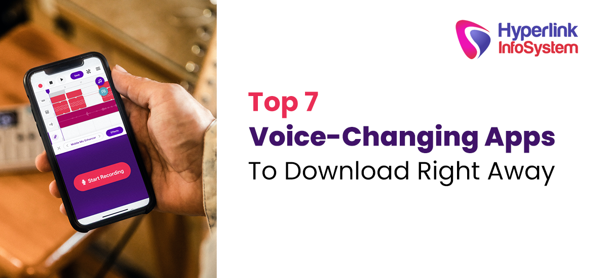 top 7 voice-changing apps to download right away