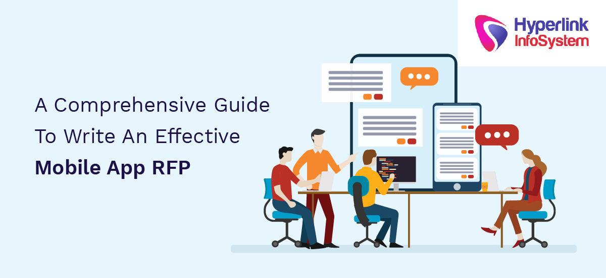 a comprehensive guide to write an effective mobile app rfp