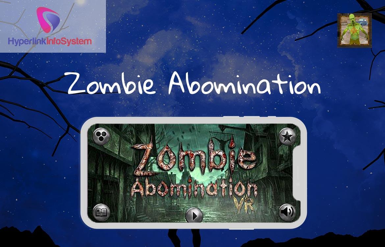 zombie ar game
