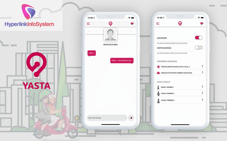service provider app development