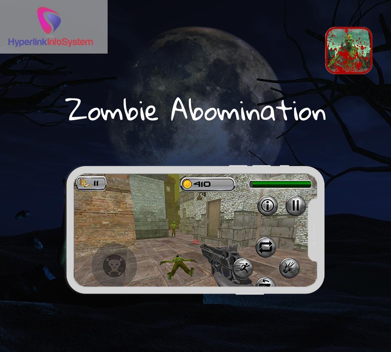 zombie game development