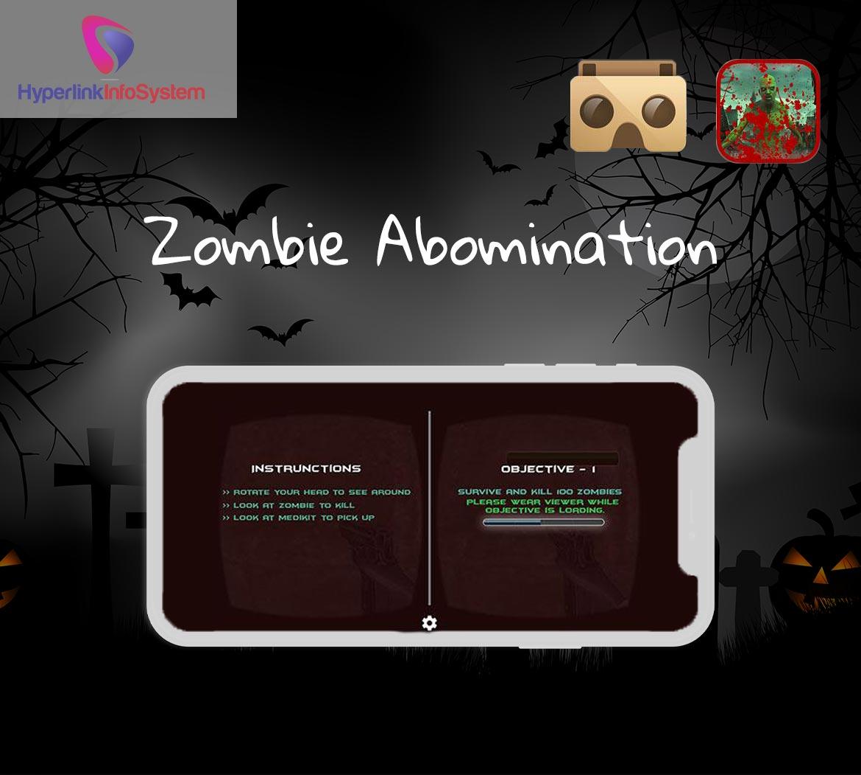 zombie vr game development