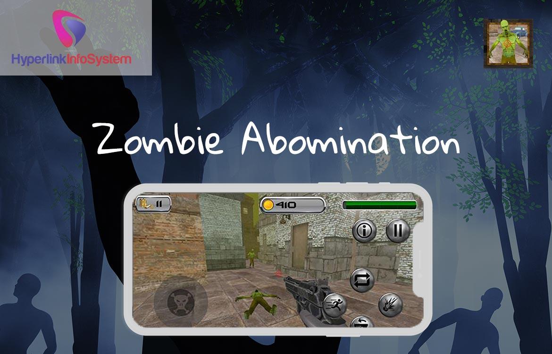 zombie ar game development