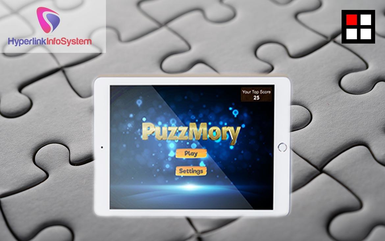 puzzmory game development