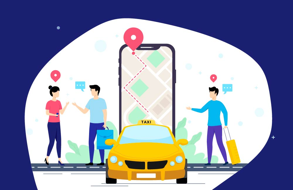how much does it cost to develop a taxi app like uber, lyft clone