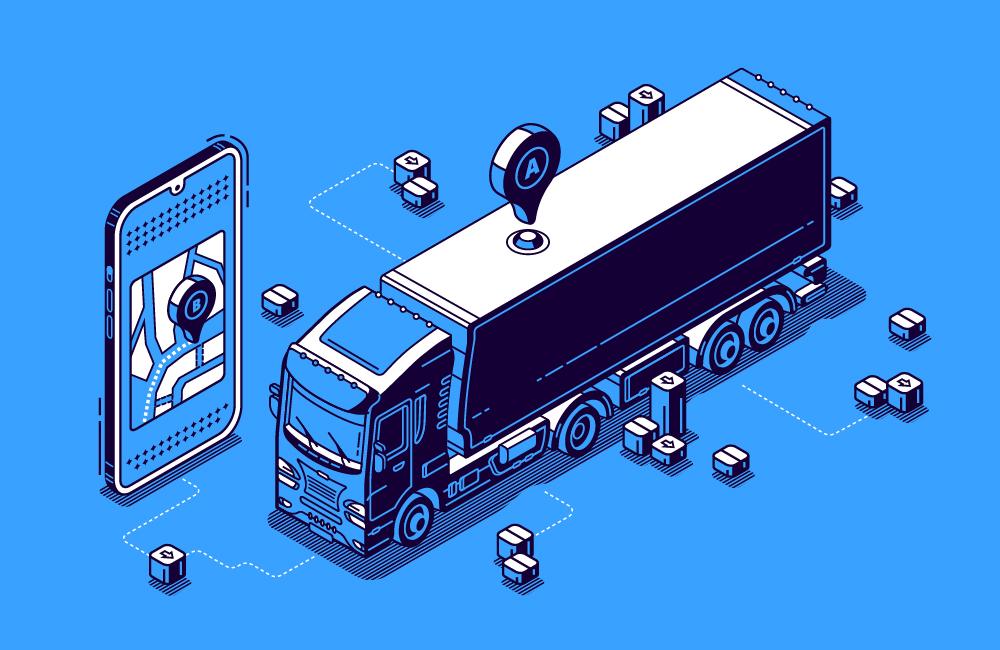 logistics mobile app development