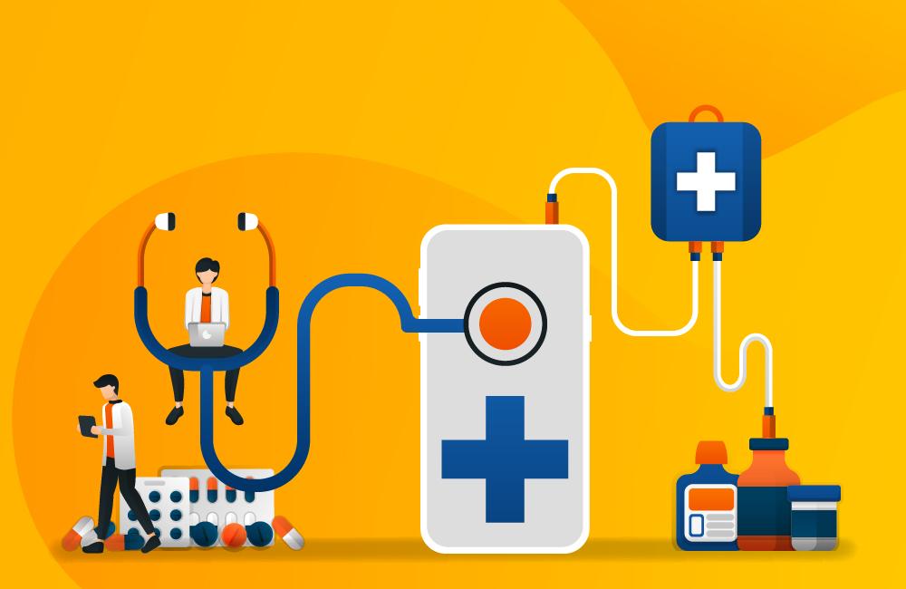 top healthcare app development company service provider