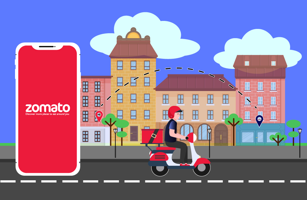 how much does an app like zomato cost