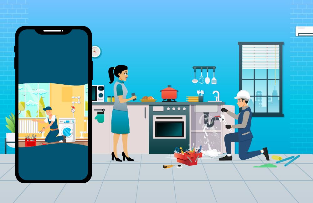 plumber app