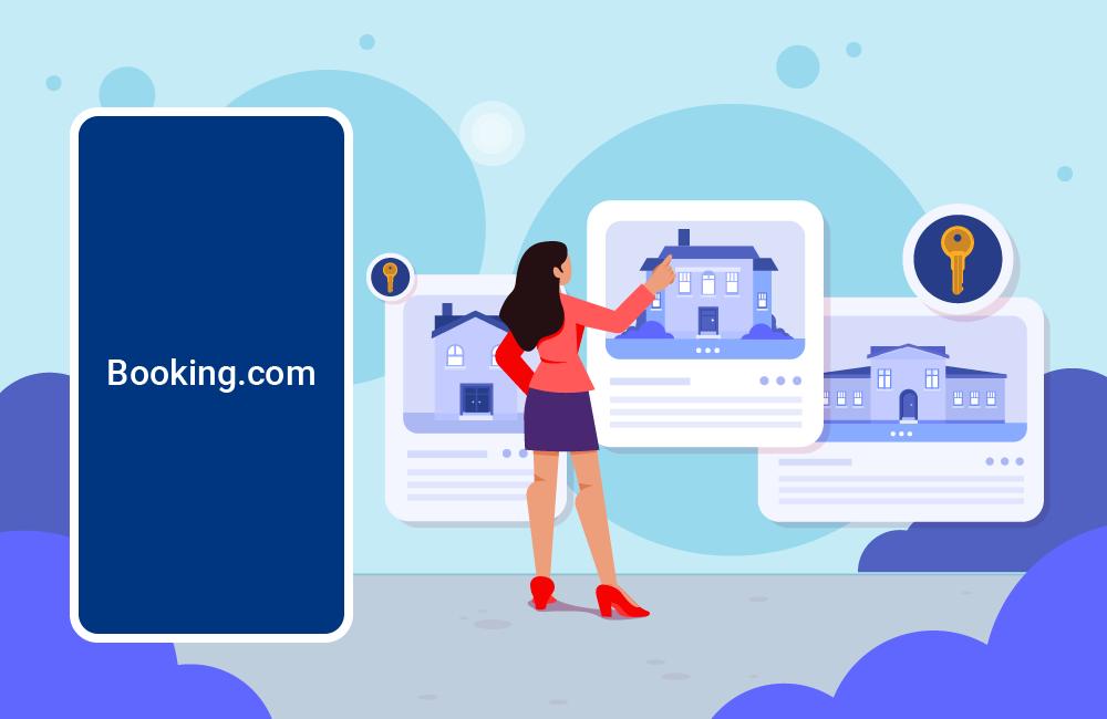 booking app development cost