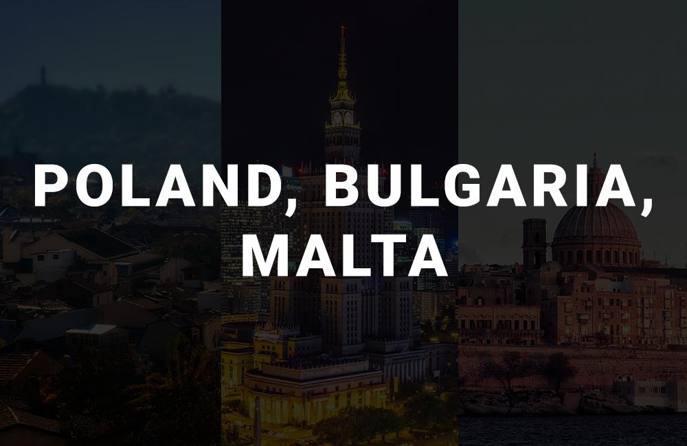 top mobile app development company in poland, bulgaria, malta