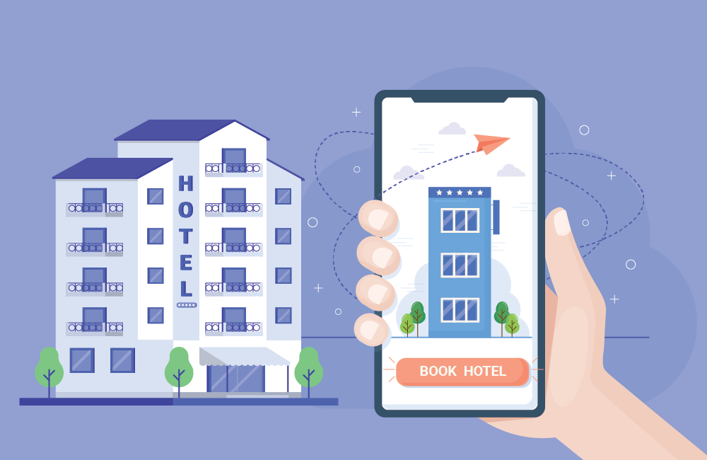 how much does an app like hotels.com cost