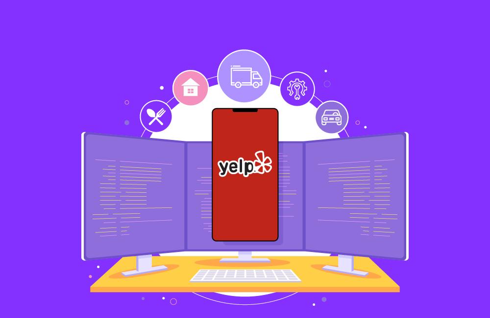 an app like yelp