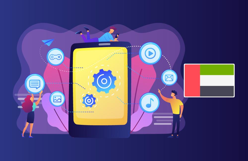 top mobile app development company uae, abu dhabi, dubai