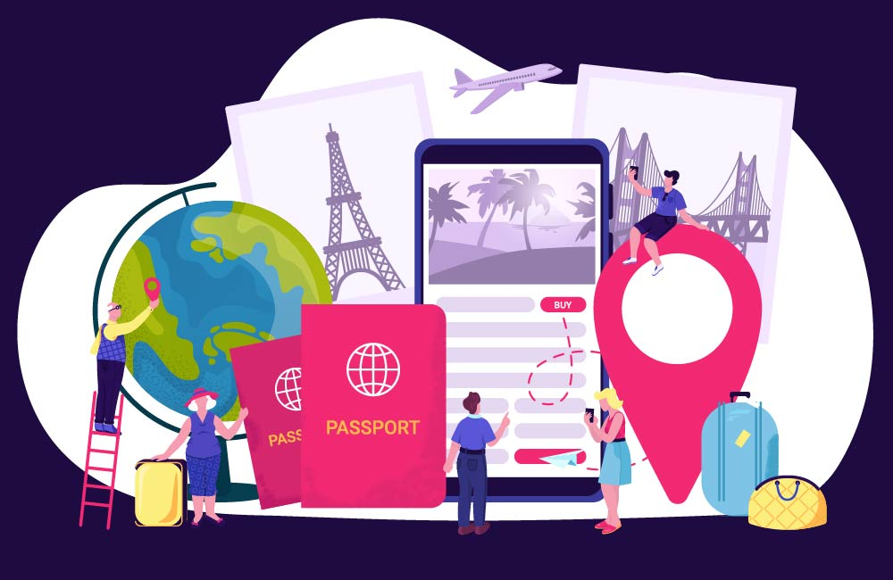 what is the cost to design and develop a travel app