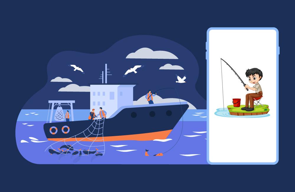 fishing app development company