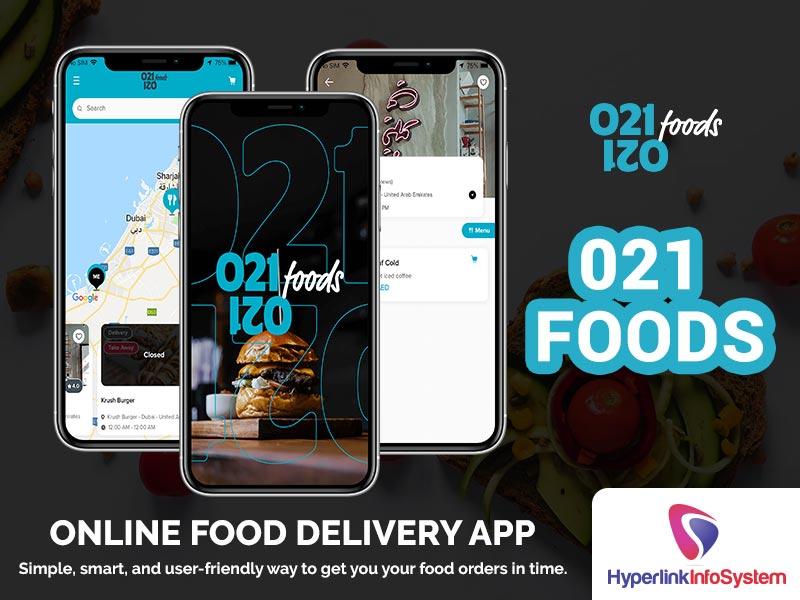 021 foods online foods delivery app