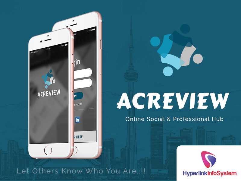 acreview online social professional hub