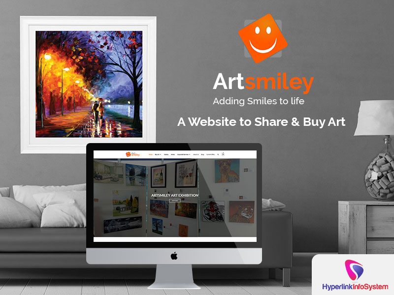 artsmiley adding smiles to life a website to share buy art