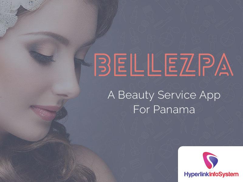 bellezpa a beauty service app for panama