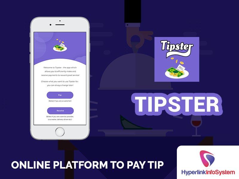 tipster online platform to pay tip