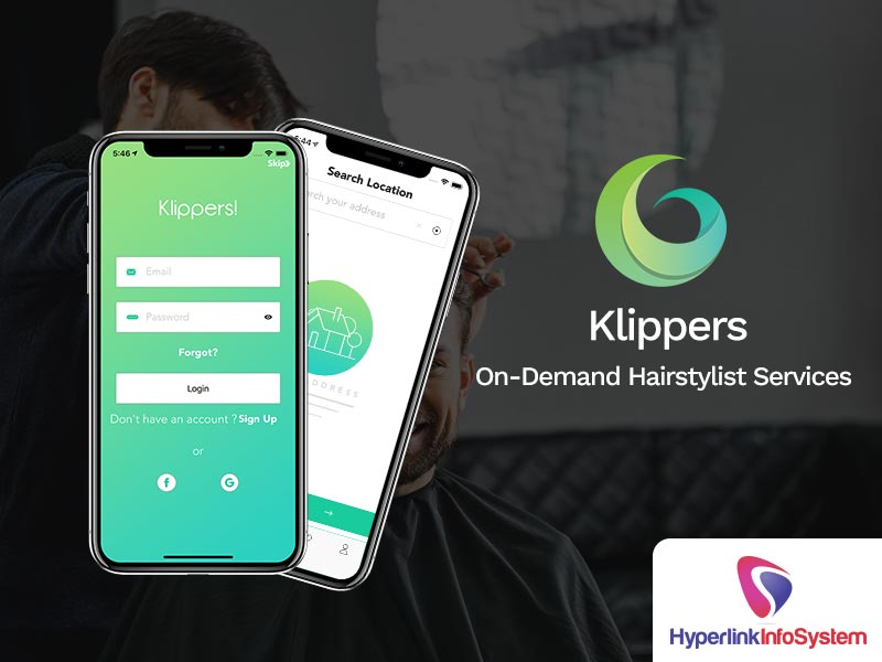 klippers on demand hairstylist services