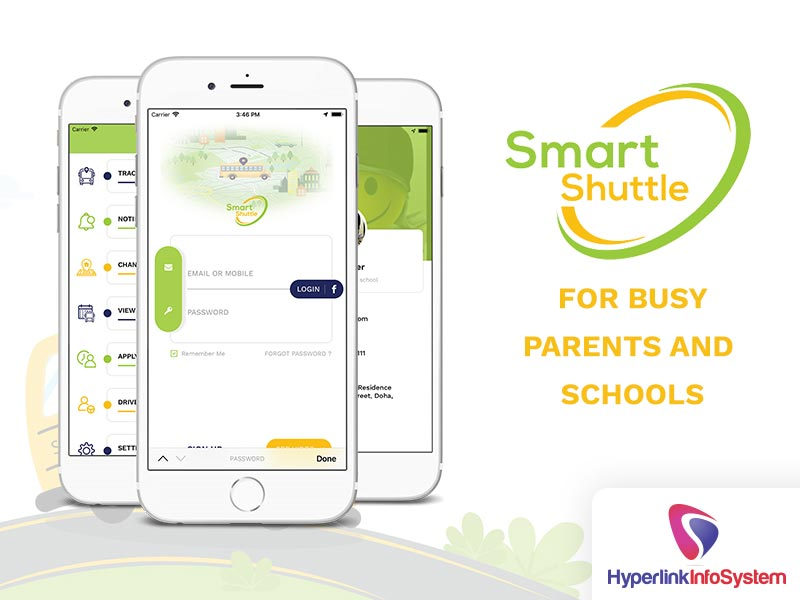 smart shutter for busy parents and schools